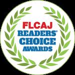 FLCAJ readers choice award