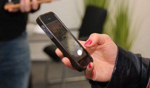 smart phone mobile app