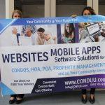 Condo and HOA expo banner
