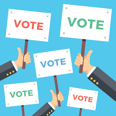 electronic voting for HOA's and Property Managers