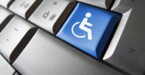Website accessibility designer